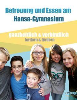 Neuer Flyer Hansa -Gymnasium